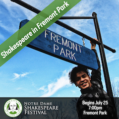 Shakespeare In Fremont Park 1080x1080 V2