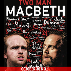 Macbeth 2 Man Web Ticketing