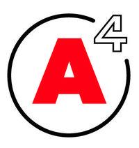 A4 Logo 2c