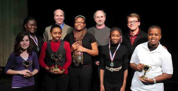 2011 Shakespeare Monologue Competition Winners